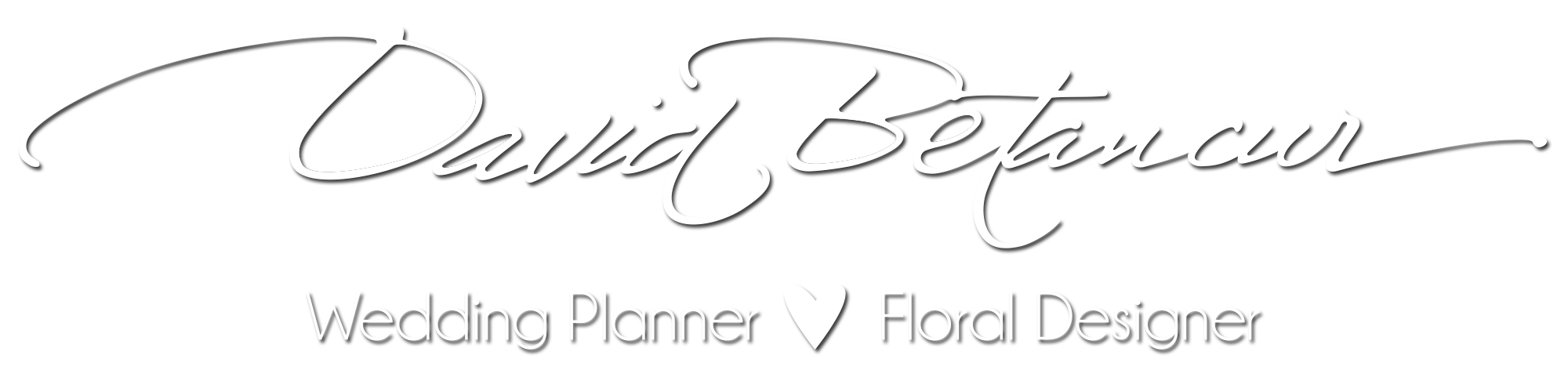 David Betancur -Wedding Planner – Floral Designer
